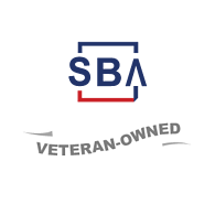 SBA veteran owned business of the year logo